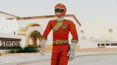 Power Rangers Wild Force - Red para GTA San Andreas