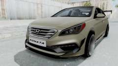 Hyundai Sonata LF 2.0T 2015 v1.0 Rocket Bunny