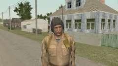 Los soldados soviéticos para GTA San Andreas