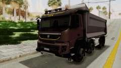 Volvo FMX Euro 5 8x4 v1.0 para GTA San Andreas