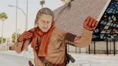 MGSV Phantom Pain Ocelot Mother Base para GTA San Andreas