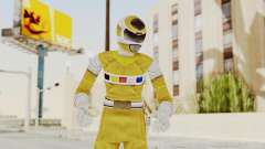 Power Rangers In Space - Yellow