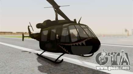 Castro V Attack Copter from Mercenaries 2 para GTA San Andreas