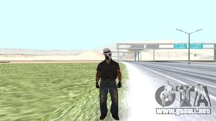 Nuevo guardia de seguridad para GTA San Andreas
