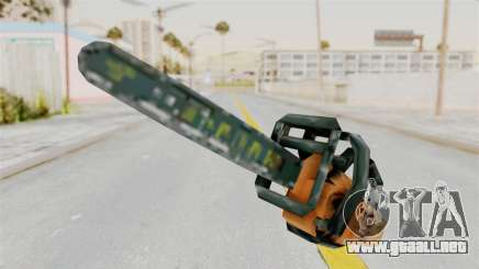 Metal Slug Weapon 8 para GTA San Andreas