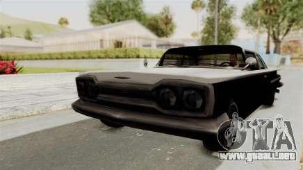 Voodoo Limited Edition para GTA San Andreas