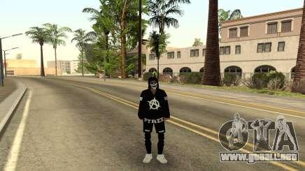 Sin hogar v4 para GTA San Andreas