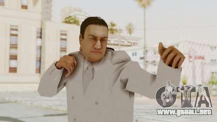 Taher Shah White Suit para GTA San Andreas