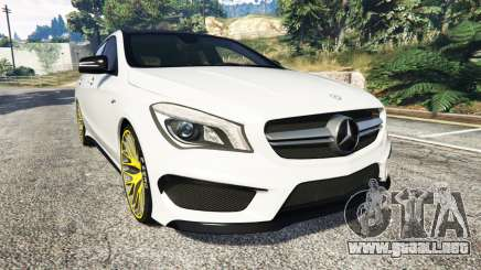 Mercedes-Benz CLA 45 AMG [HSR Wheels] para GTA 5