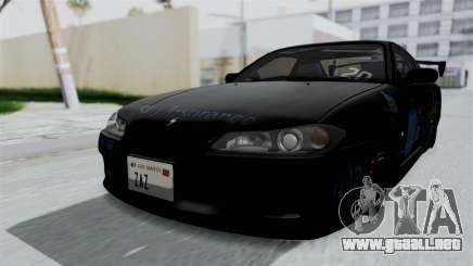 Nissan Silvia S15 RDT para GTA San Andreas