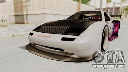 Mazda RX-7 FC Itasha para GTA San Andreas