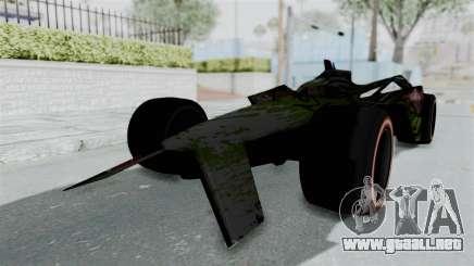 Bad to the Blade from Hot Wheels para GTA San Andreas