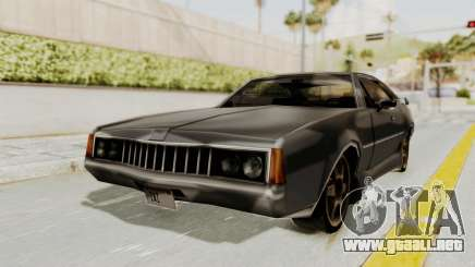 Clover Tunable para GTA San Andreas
