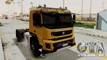 Volvo FMX Euro 5 4x2 para GTA San Andreas