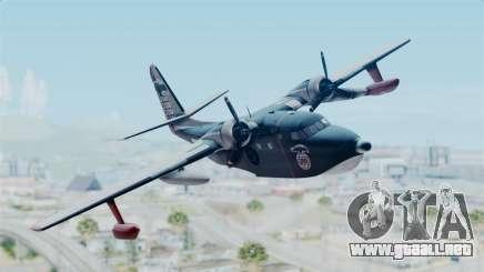 Grumman HU-16 Albatross para GTA San Andreas