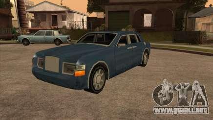 Rolls Royce Phantom para GTA San Andreas