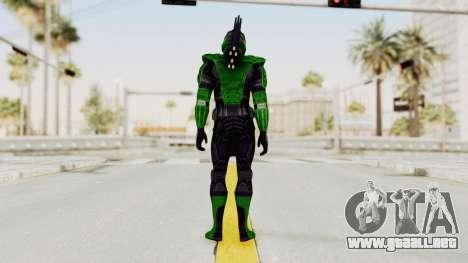 Cyber Reptile MK3 para GTA San Andreas tercera pantalla