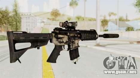 P416 Silenced para GTA San Andreas tercera pantalla