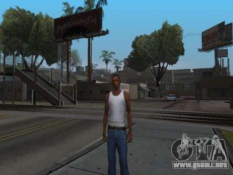 ANTI TLLT para GTA San Andreas tercera pantalla
