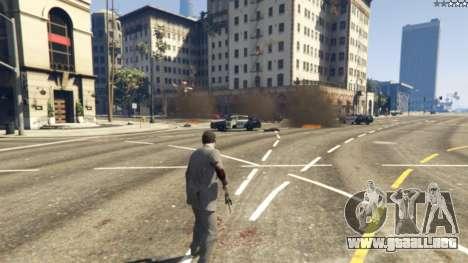 GTA 5 Air Strike 0.1 segunda captura de pantalla