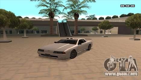 ENB Double FPS & for LowPC para GTA San Andreas octavo de pantalla