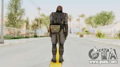 MGSV Phantom Pain Venom Snake Sneaking Suit para GTA San Andreas tercera pantalla