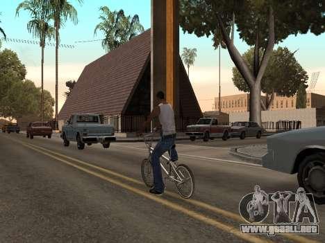 ANTI TLLT para GTA San Andreas segunda pantalla