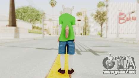 Rat Kid para GTA San Andreas tercera pantalla
