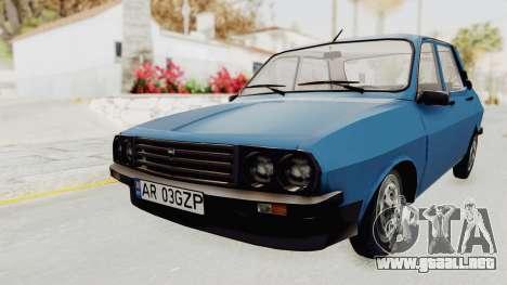 Dacia 1310 MLS 1988 Stock para la visión correcta GTA San Andreas