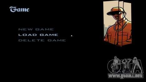 Loadscreens de San Andreas Deluxe para GTA San Andreas tercera pantalla