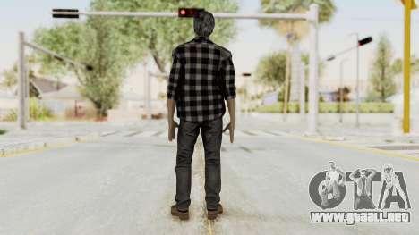 Alan Wakes American Nightmare para GTA San Andreas tercera pantalla