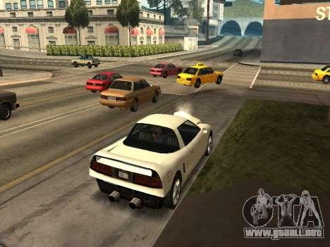 ANTI TLLT para GTA San Andreas décimo de pantalla