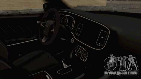 Dacia 1410 Break para visión interna GTA San Andreas