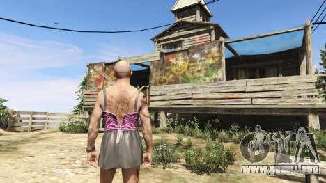 GTA 5 Treasure Map V cuarto captura de pantalla