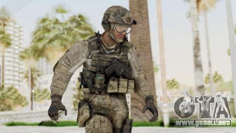 COD MW3 Delta Sandman Custom para GTA San Andreas