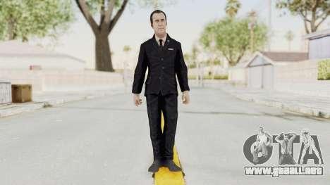 COD BO Nixon para GTA San Andreas segunda pantalla