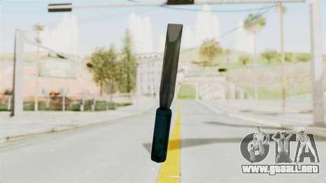 Liberty City Stories - Chisel para GTA San Andreas