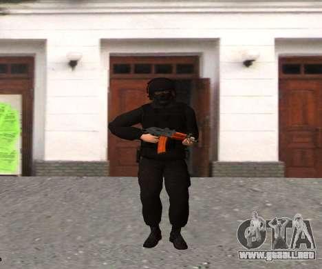 FSB alpha v1 para GTA San Andreas