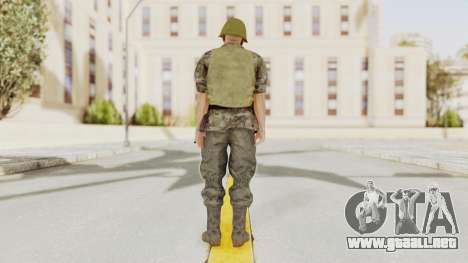 MGSV The Phantom Pain Soviet Union VH No Sleeve2 para GTA San Andreas tercera pantalla