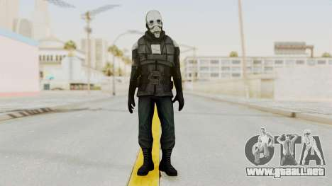 Half Life 2 - Metrocop Remake para GTA San Andreas segunda pantalla