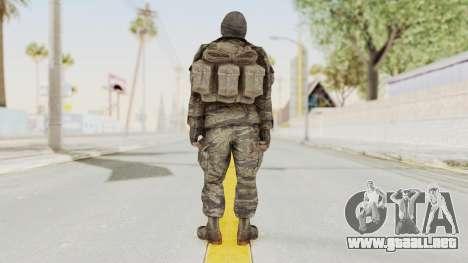 COD BO SOG Bowman v2 para GTA San Andreas tercera pantalla