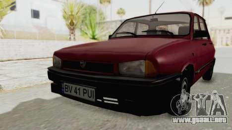 Dacia 1310L 1997 para la visión correcta GTA San Andreas