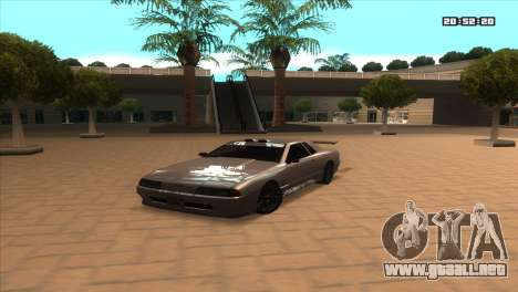 ENB Double FPS & for LowPC para GTA San Andreas séptima pantalla