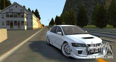 Monumento De La Colina De La Pista para GTA 4 adelante de pantalla