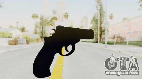 MP412 Rex para GTA San Andreas tercera pantalla