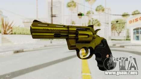 Python v2 para GTA San Andreas segunda pantalla