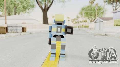 Crossy Road - Epoch para GTA San Andreas segunda pantalla