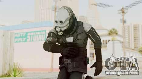 Half Life 2 - Metrocop Remake para GTA San Andreas