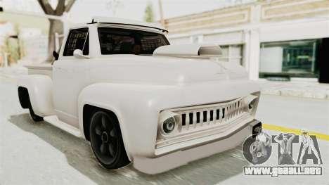 GTA 5 Slamvan Race para la visión correcta GTA San Andreas