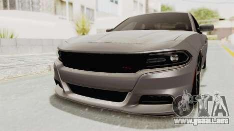Dacia 1410 Break para la visión correcta GTA San Andreas